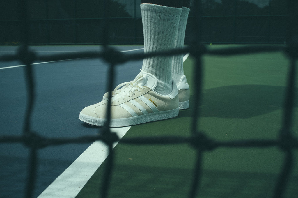 Court Classic: Adidas Gazelle's and John Elliott