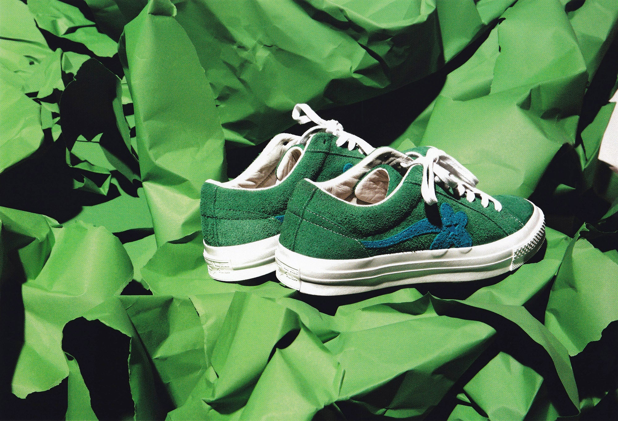 819da6c46050 Converse x Tyler the Creator  Golf Le Fleur  One Stars