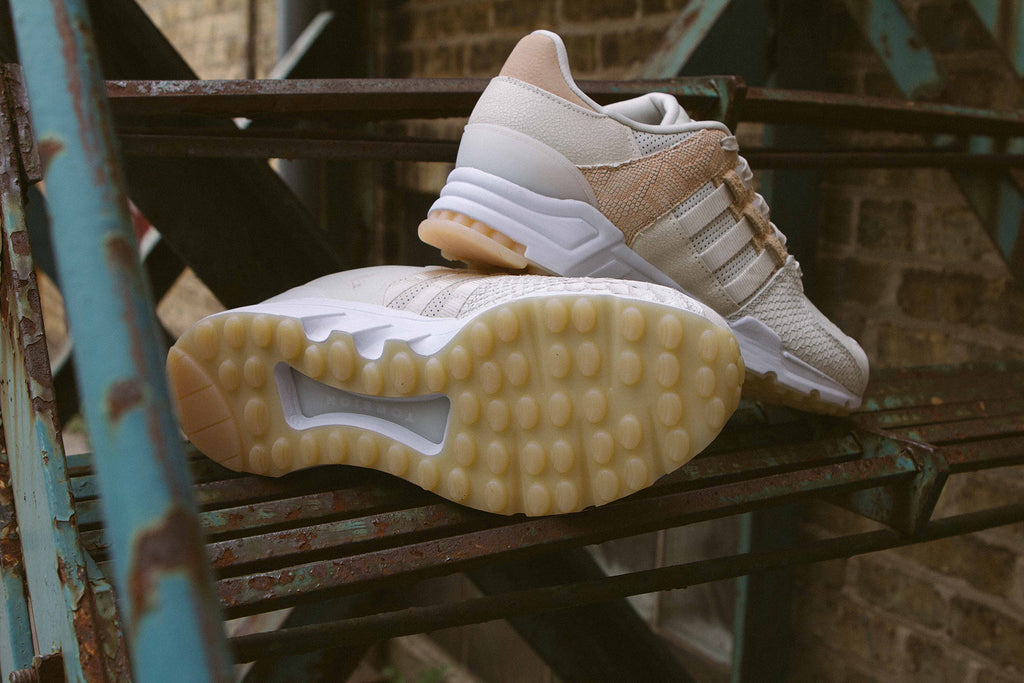 "Adidas Originals EQT ""Luxe Oddity"" Pack on Stairs - Sole"