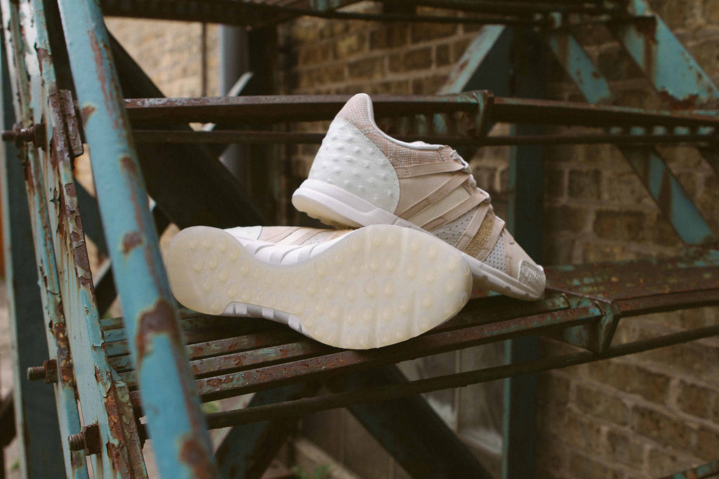 "Adidas Originals Women's EQT ""Luxe Oddity"" Pack on Stairs - Sole"
