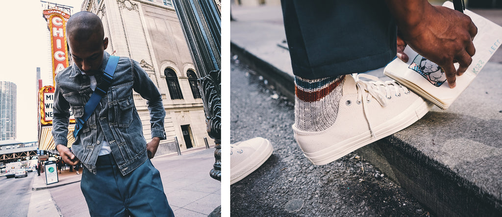 MultiMarz x Brandon Needles, Visvim, Converse