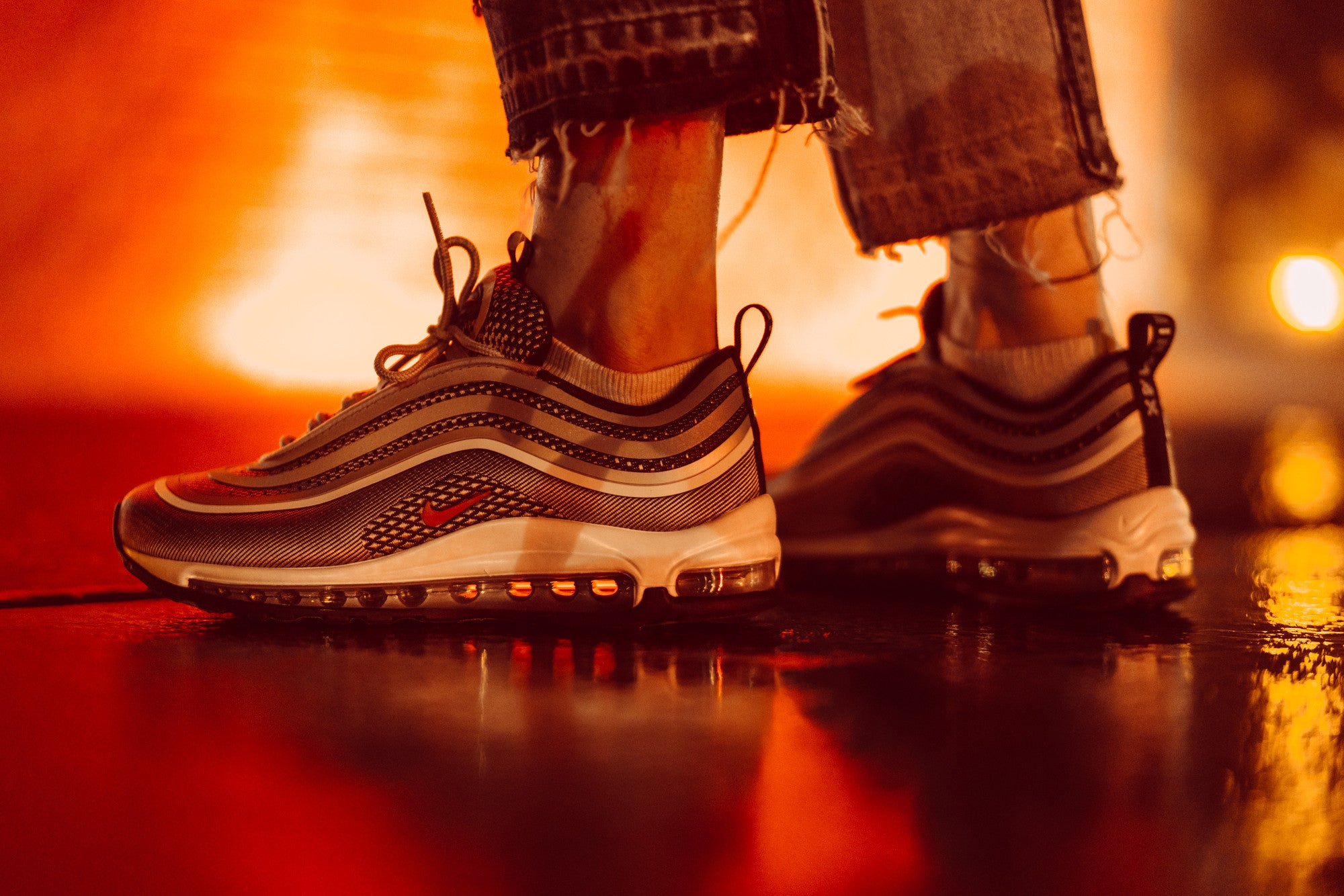 Women's Nike Air Max 97 Silver Bullet Ultra at Notre Chicago