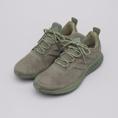 Adidas Alphabounce City Run in Green - Notre