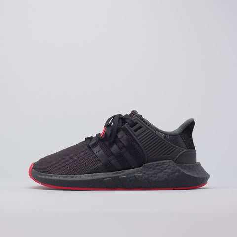 adidas EQT Support 93/17 Red Carpet in Core Black - Notre