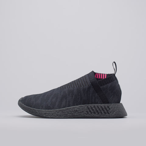 adidas NMD CS2 Primeknit in Core Black/Carbon - Notre