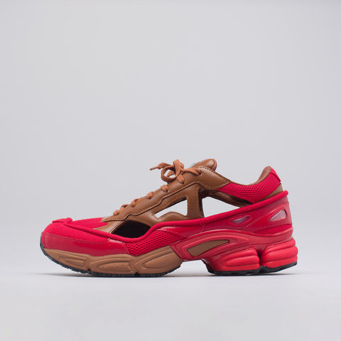 Adidas x Raf Simons Replicant Ozweego in Scarlet - Notre