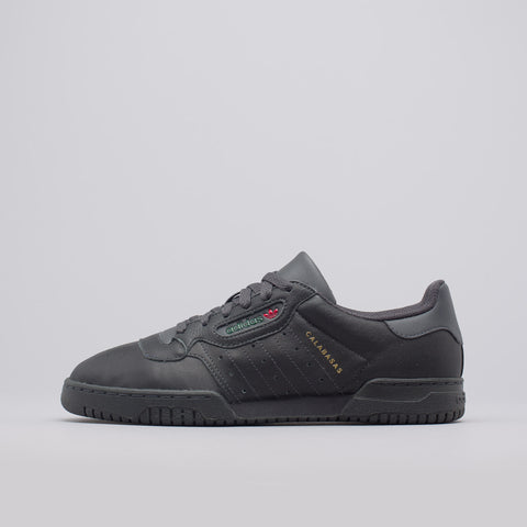 adidas Yeezy Powerphase in Core Black - Notre