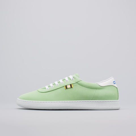 Aprix APR002 Suede Low in Lime - Notre