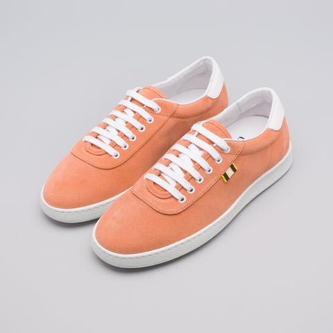 Aprix Suede Low in Peach - Notre