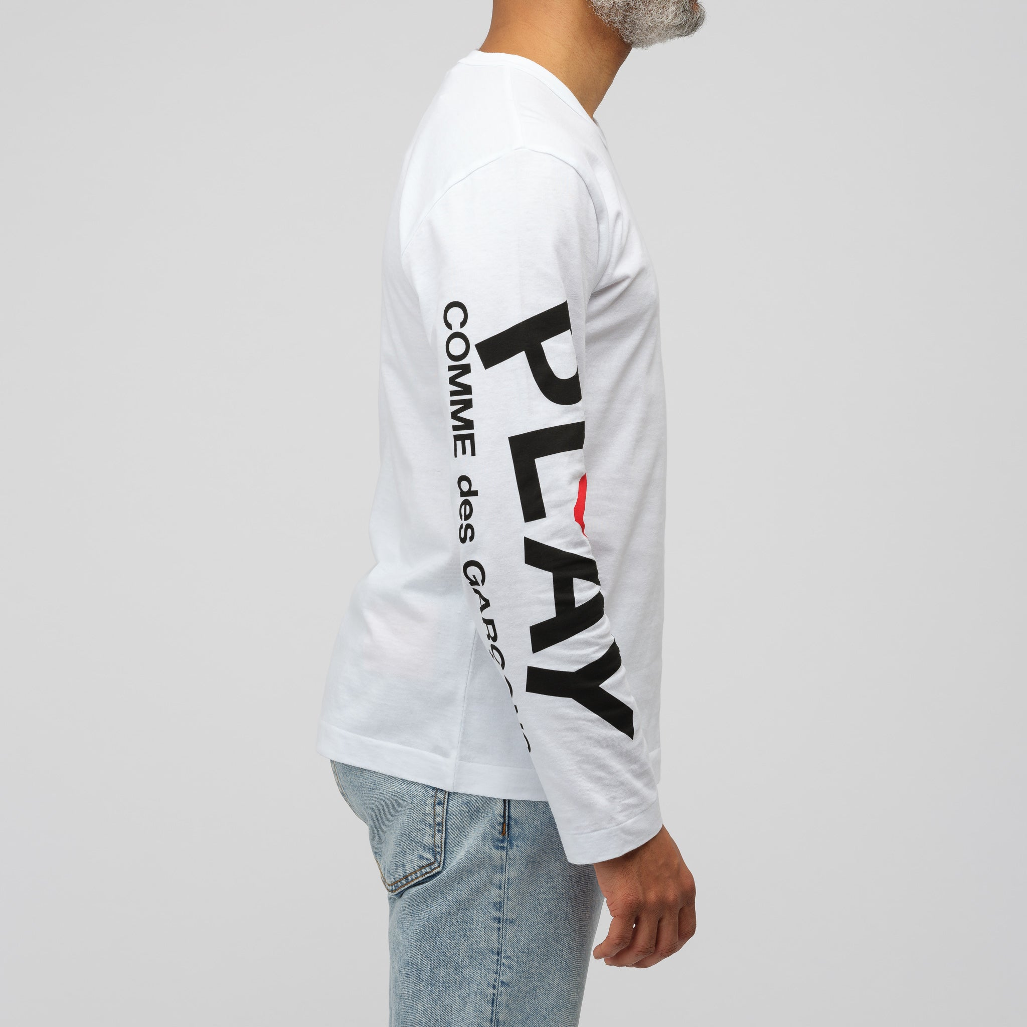 Play RTW T-Shirt 1 in White