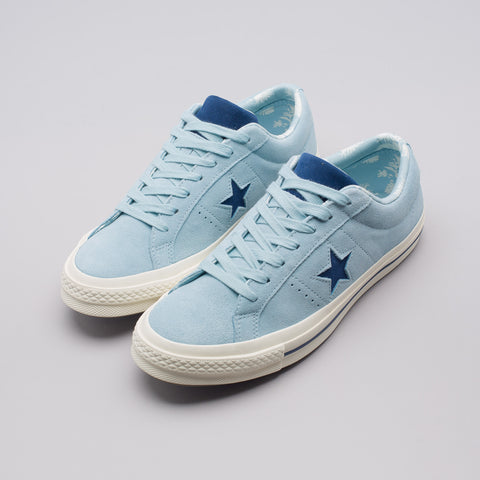 Converse One Star Ox in Ocean Bliss - Notre