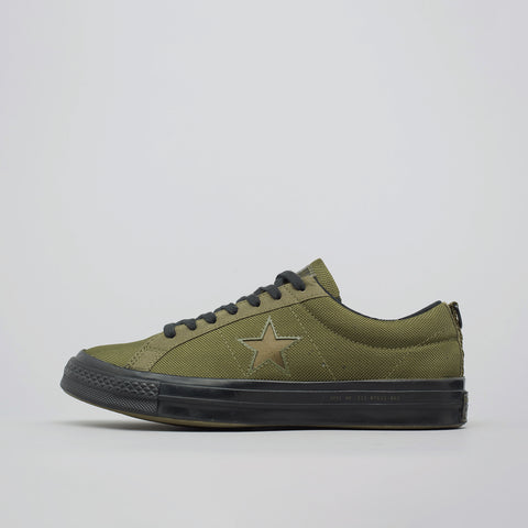 Converse x Carhartt WIP One Star Ox in Herbal Green - Notre