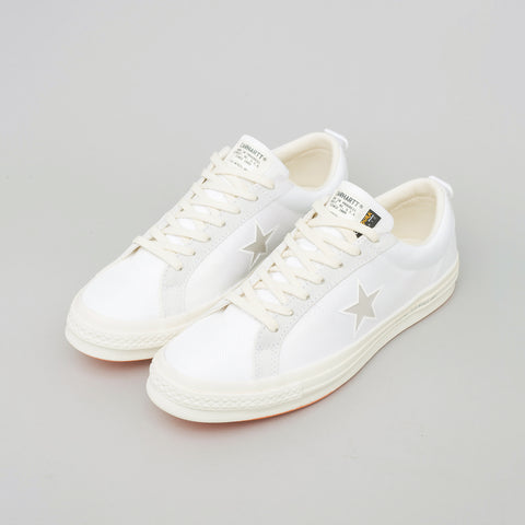 Converse x Carhartt WIP One Star Ox in White - Notre