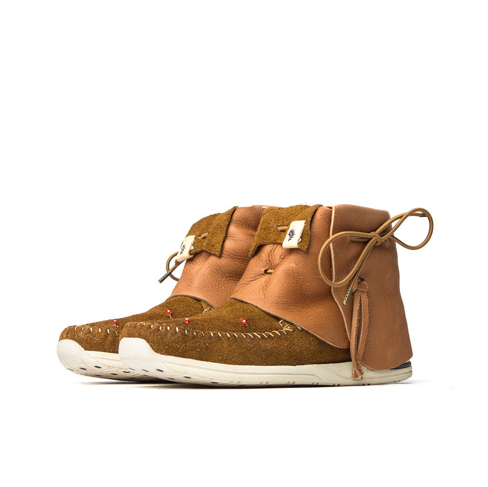 visvim - FBT Lhamo Coyote-Folk in Brown - Notre - 1