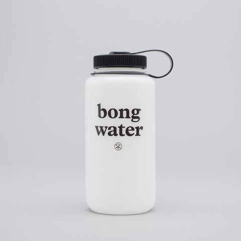 Mister Green Bong Water Nalgene Bottle - Notre