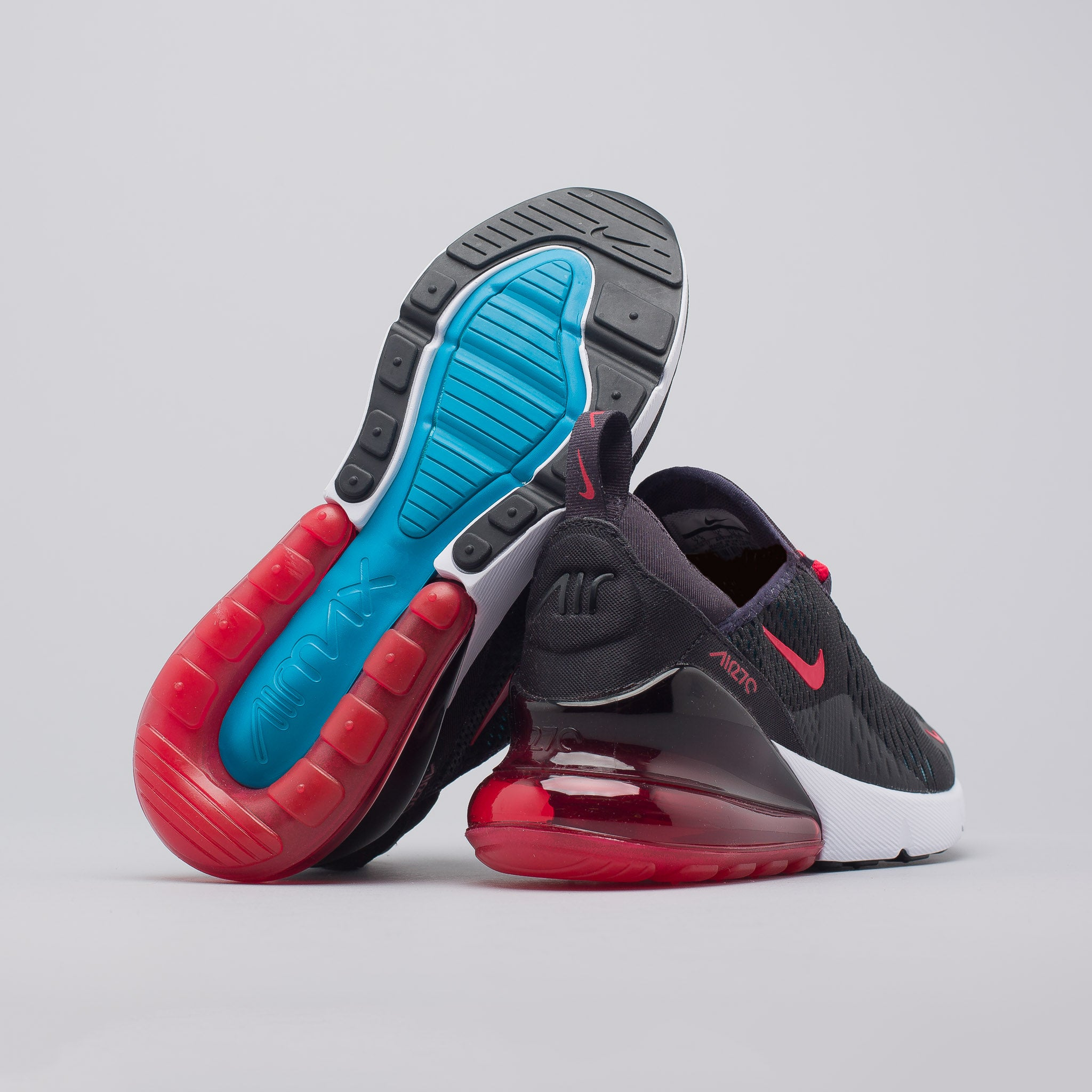 a225ceea1c7d2 ... shop womens air max 270 in oil grey speed red 60b4e eda4d norway nike  ...