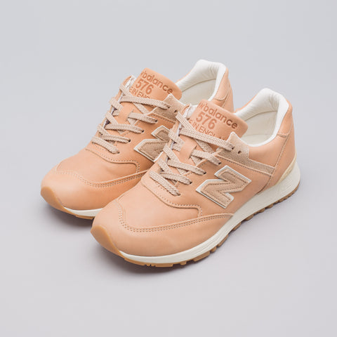 New Balance Women's W576VT in Tan - Notre