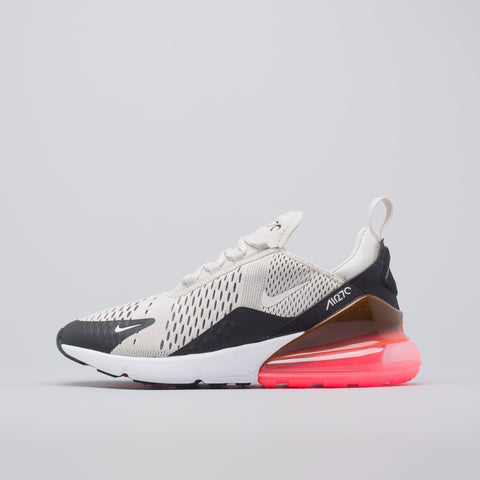 Nike Air Max 270 in Black/Light Bone - Notre