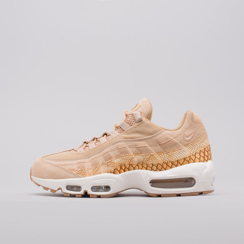 Nike Air Max 95 PRM SE in Vachetta Tan/Gold - Notre