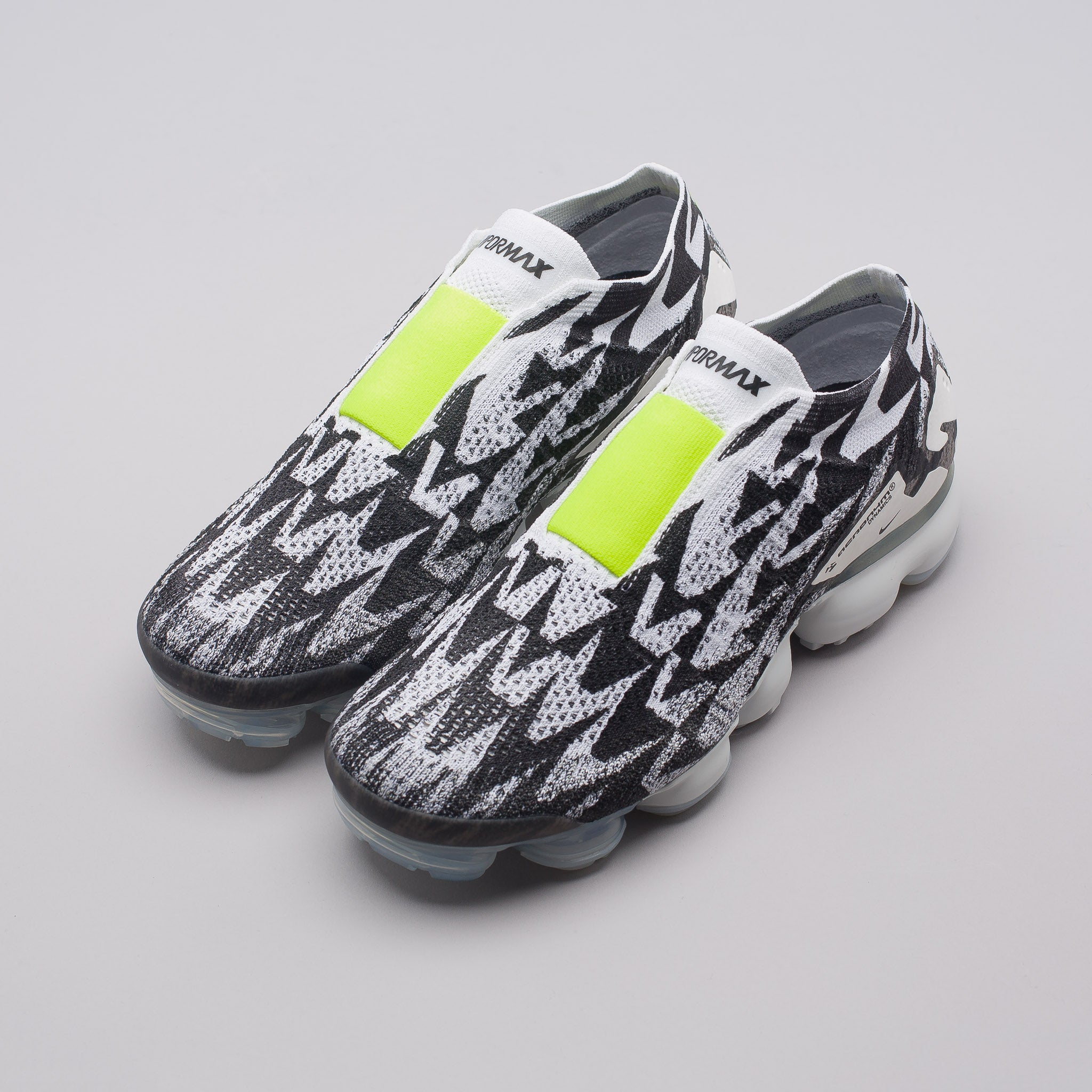 b24db78bbe official images acronym x nike air vapormax moc 2 black volt; x acronym air  vapormax fk moc 2 in light bone volt green