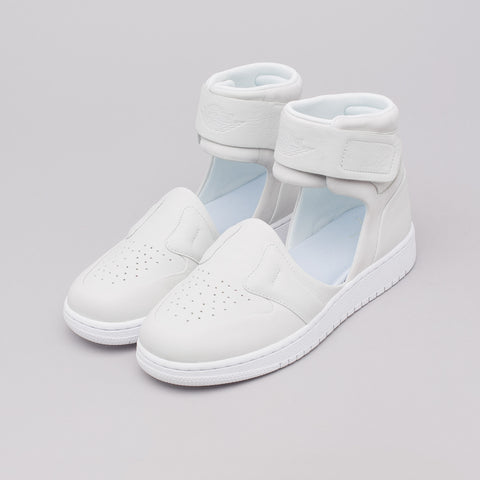 Nike Women's AJ1 Lover XX Reimagined in Off White - Notre