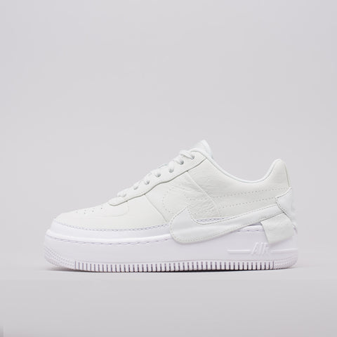 Nike Women's AF1 Jester XX Reimagined in Off White - Notre