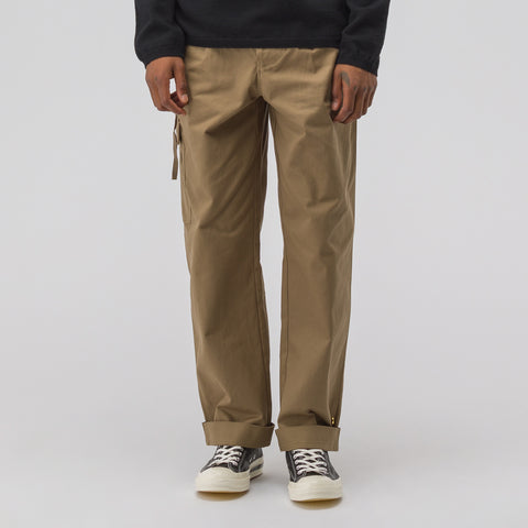 032C Cargo Pants in Trench Beige - Notre