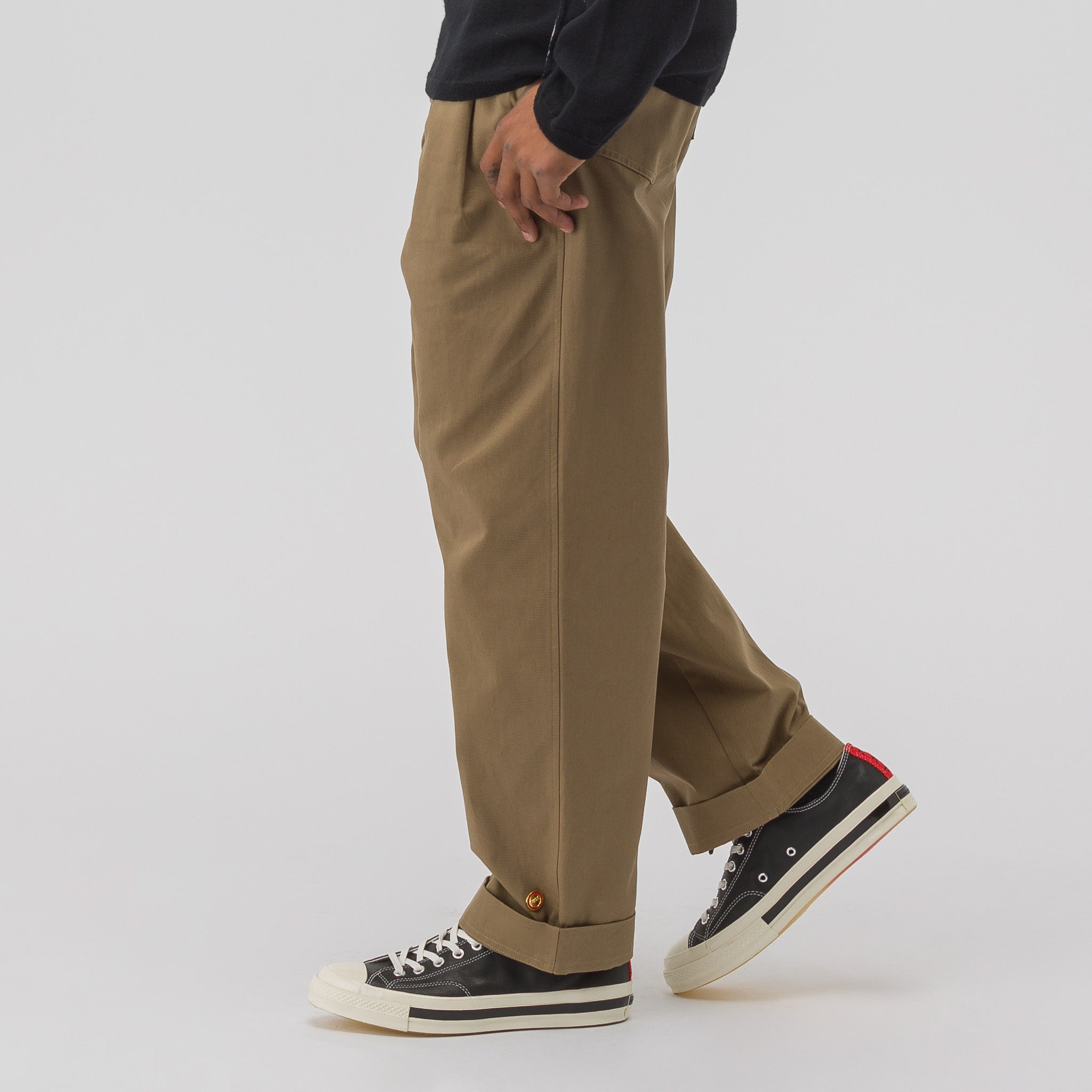 Cargo Pants in Trench Beige