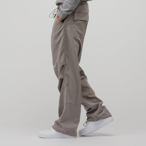 "032C COSMIC WORKSHOP ""Rave"" Pant in Grey - Notre"