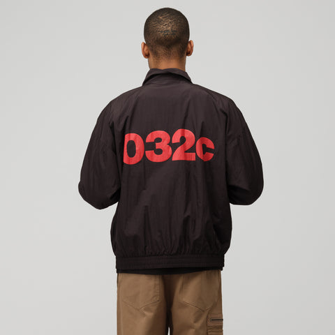 032C COSMIC WORKSHOP Reversible Jacket in Black - Notre