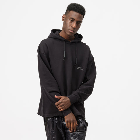 A-COLD-WALL* Basic Hoodie in Black - Notre
