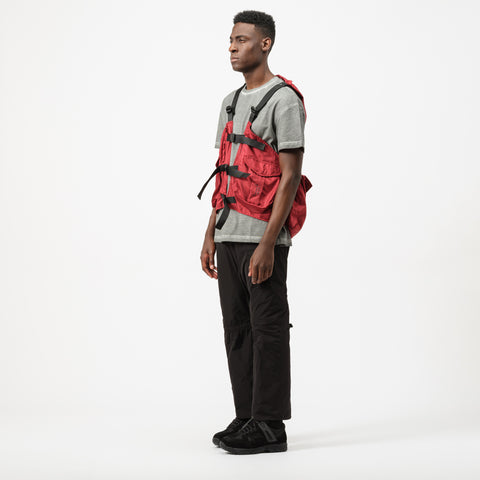 A-COLD-WALL* Gilet Backpack Vest in Red - Notre