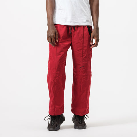 A-COLD-WALL* Knee Cinched Trouser in Red - Notre