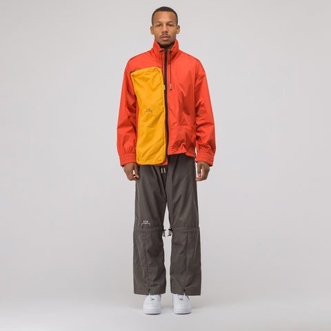 A-COLD-WALL* Multi Zip Jacket in Orange - Notre