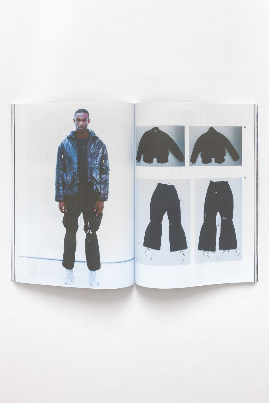 A-COLD-WALL* Phase 1 Archive Book - Notre