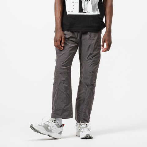 A-COLD-WALL* Puffer Tie Trouser in Grey - Notre