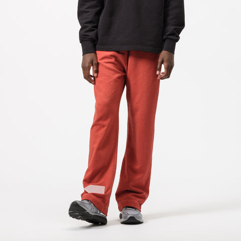 A-COLD-WALL* Relaxed Tracksuit Bottoms in Red - Notre
