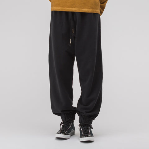 A-COLD-WALL* Cotton Track Pants in Black - Notre