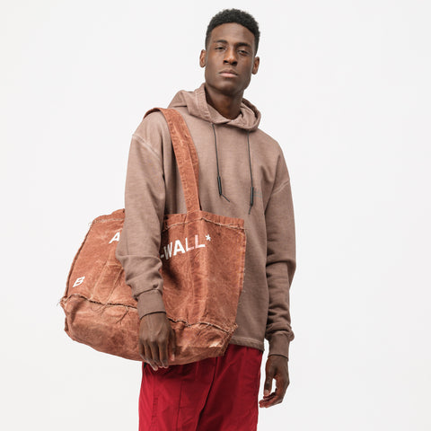 A-COLD-WALL* V1 Tote Bag in Rust - Notre