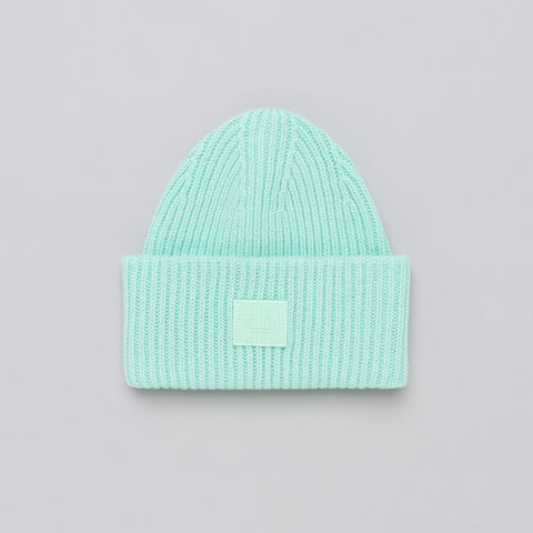 Acne Studios Pansy N Face Hat in Mint Green - Notre