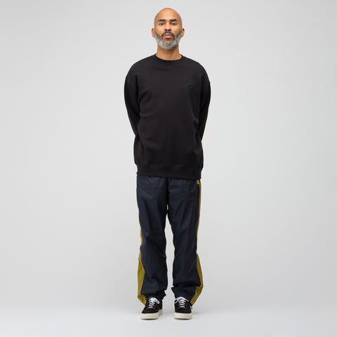 Acne Studios Crewneck Sweatshirt in Black - Notre