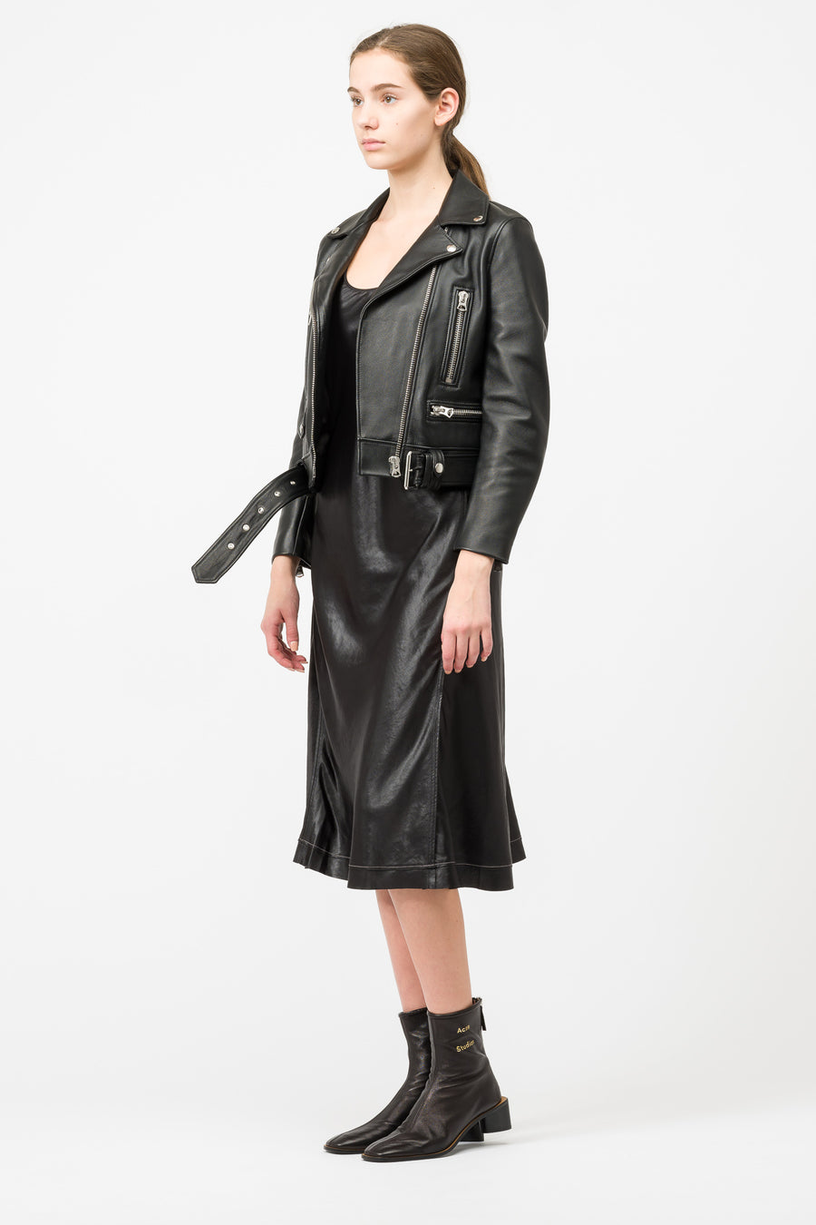 Acne Studios Mock Jacket in Black - Notre
