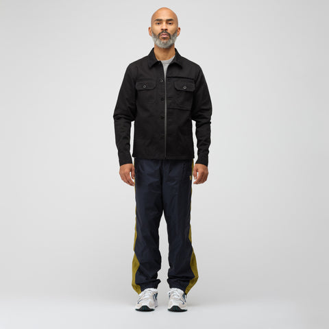Acne Studios Track Pant in Navy Blue - Notre
