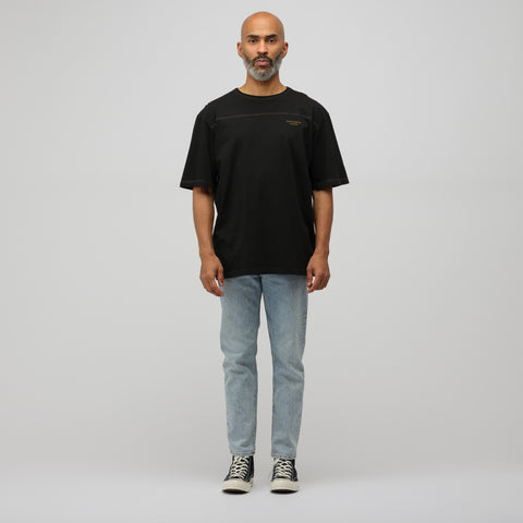 Acne Studios Edwin Acid T-Shirt in Black - Notre