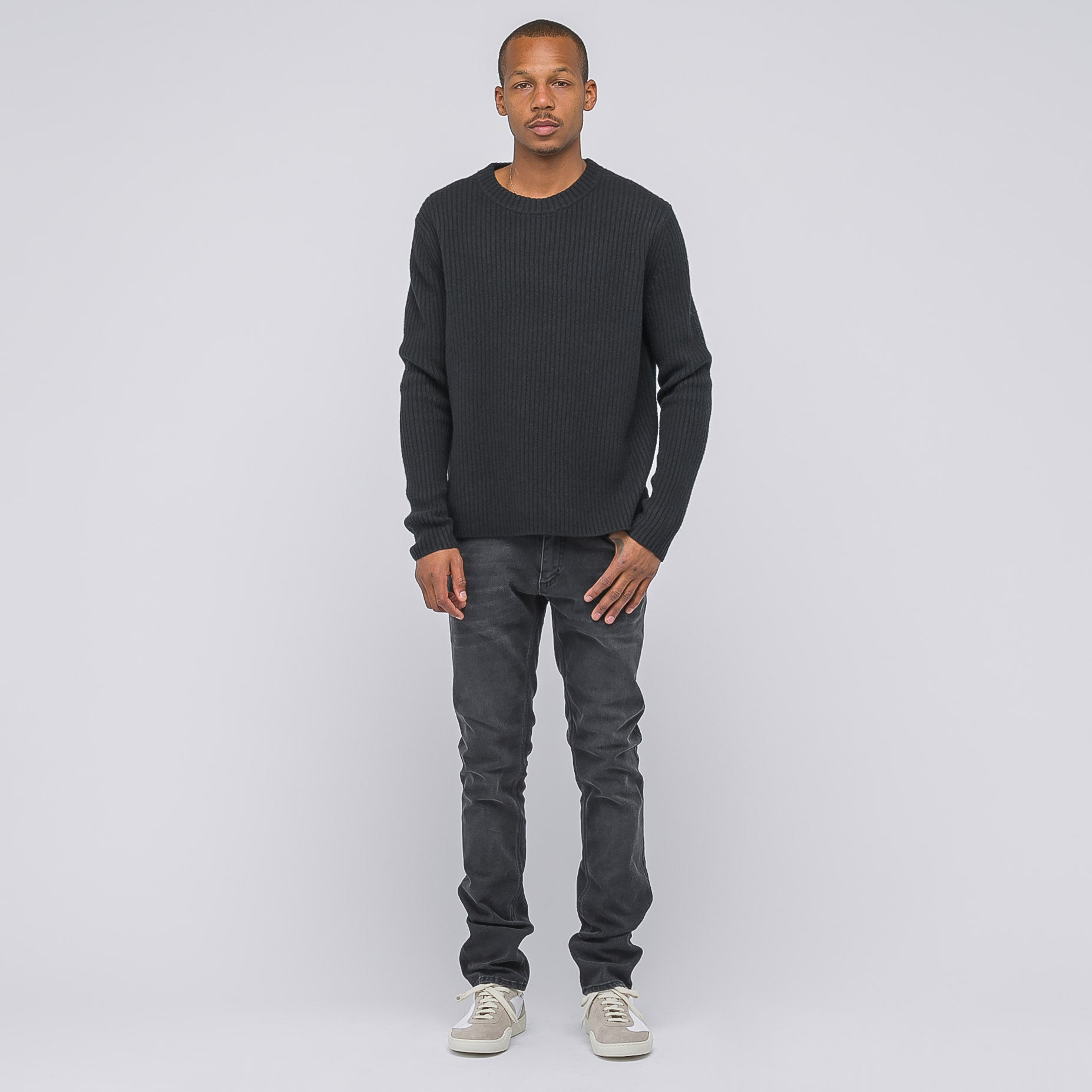 Nicholas Sweater in Black