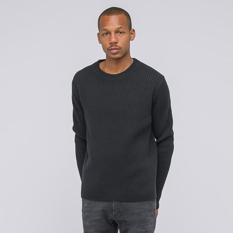 Acne Studios Nicholas Sweater in Black - Notre