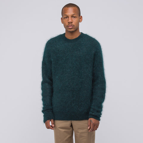 Acne Studios Nosti Sweater in Forest Green - Notre