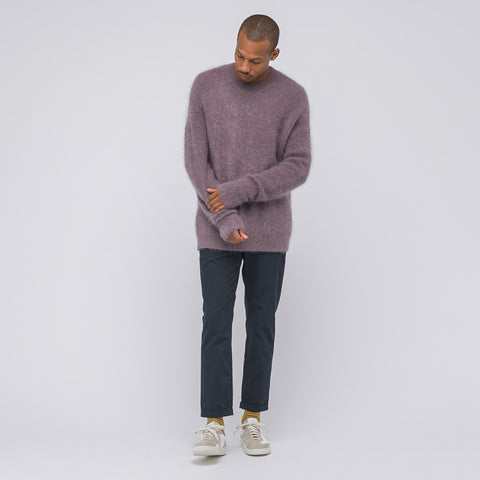 Acne Studios Nosti Sweater in Powder Pink - Notre