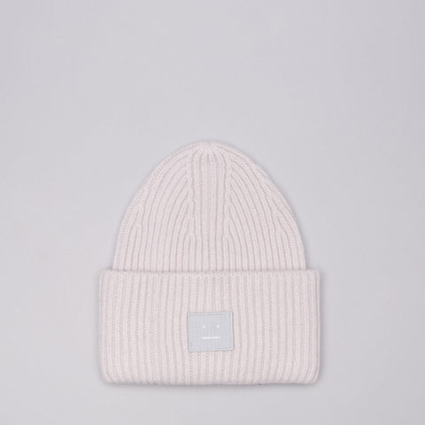 Acne Studios Pansy L Face Hat in Chalk Grey - Notre