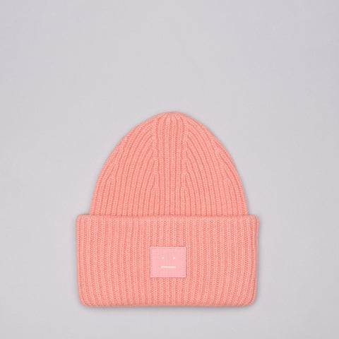 Acne Studios Pansy L Face Hat in Pale Pink - Notre